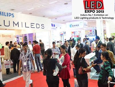 India's no.1 exhibition on LED Lighting products & Technology