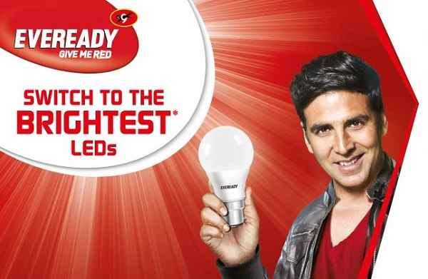 Eveready LED lights in India