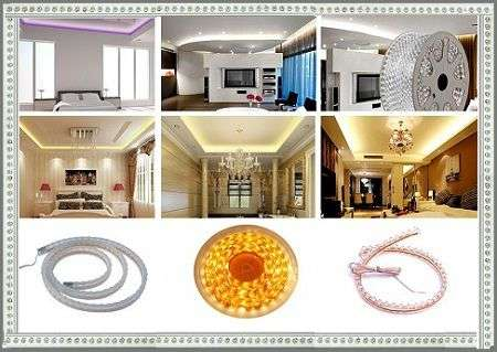 Design & Decoration with Led Strip Lights
