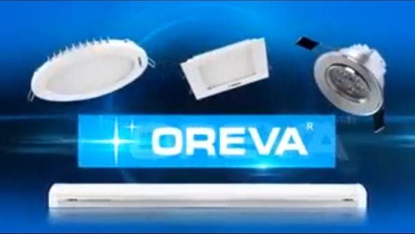 Oreva is manufacturer and supplier of LED lights in India