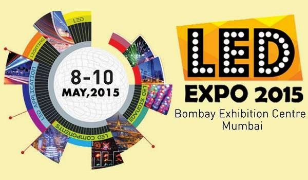 LED Expo 2015 In Mumbai