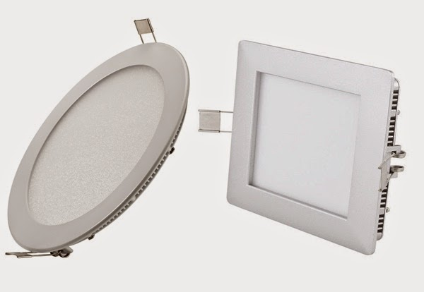 led panel light fixture