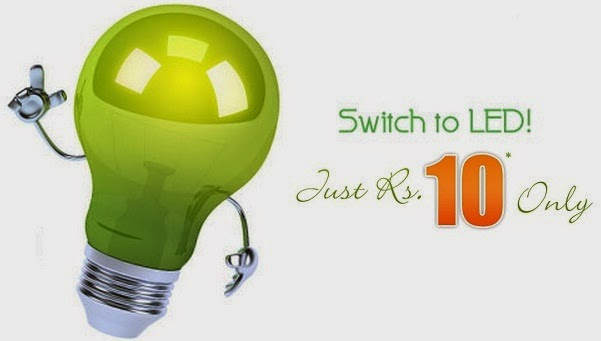 register for Prakash Path LED Lamp of Rs.10