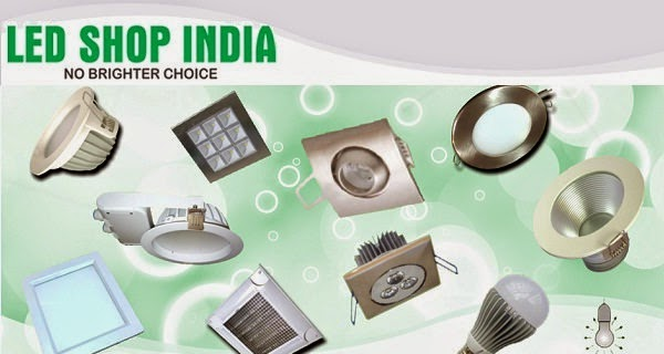 Buy quality LED lighting products at cheap prices from LEDShopIndia.com