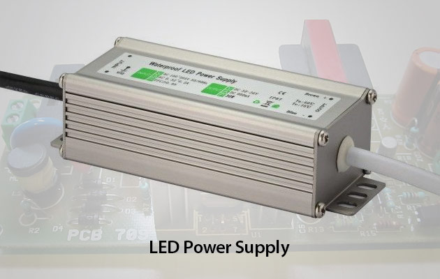 Quality of Led Light power supply